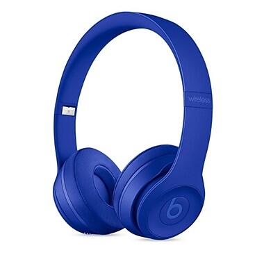 Beats – Casque d'écoute supra-auriculaire Solo3 sans fil, bleu Break (MPXK2LL/A)