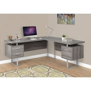 Monarch Specialties Left Or Right Facing Computer Desk(I 7304)