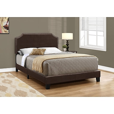 Monarch Specialties Full/Double Bed(I 5927F)