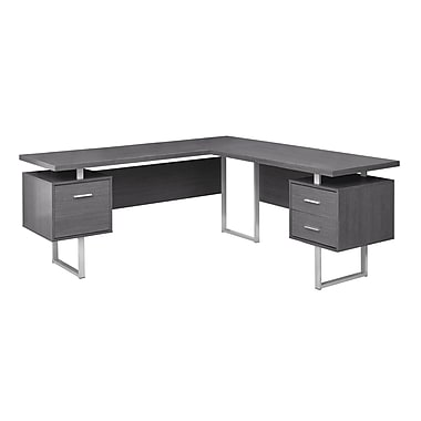 Monarch Specialties Left Or Right Facing Computer Desk 70