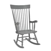 Darby Home Co Rocking Chair; Gray
