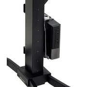 Ergotron 97-666 WorkFit-PD CPU Holder Kit (97-666)