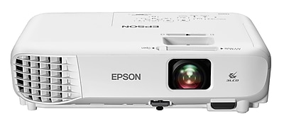Epson Home Cinema 660 3LCD Projector, White
