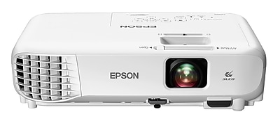 Epson Home Cinema 760HD 720p 3LCD Projector, White 2759032