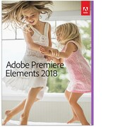 Adobe Premiere Elements 2018, Windows [Download]