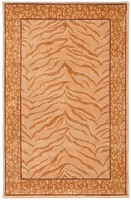 Bloomsbury Market Pheasant Hill Ivory Area Rug; Rectangle 3'6'' x 5'6''