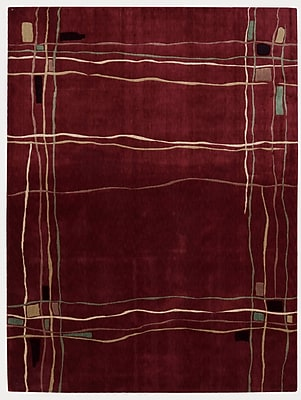 Bloomsbury Market Pinellas Red Area Rug; 2'3'' x 3'9''