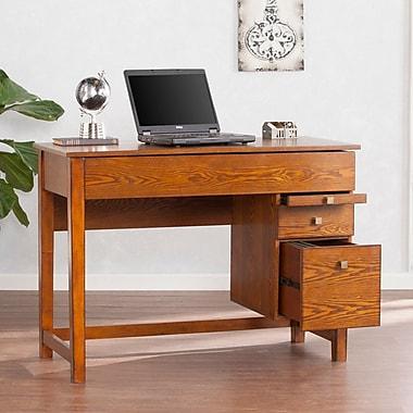 Brayden Studio Costanzo Adjustable Height Computer Desk