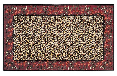 Bloomsbury Market Rockridge Wool Brown Area Rug