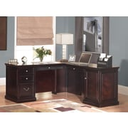 Darby Home Co Reynoldsville 30'' H x 47.63'' W Left Desk Return