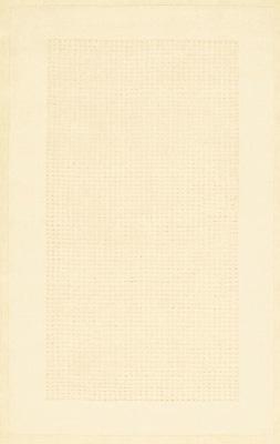 Ebern Designs Aspasia Hand-Tufted Ivory Area Rug; 2'3'' x 7'6''