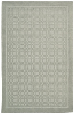 Ebern Designs Aspasia Gray Area Rug; Rectangle 8' x 10'6''
