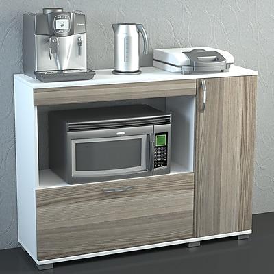 Orren Ellis Sybille Modern Storage Cabinet