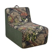 Mossy Oak Nativ Living Tween Lounger Country Kids Polyester Chair