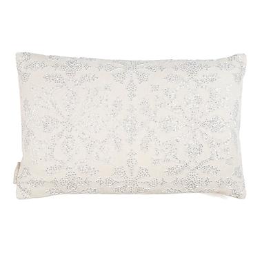 Sivaana Pearl Daffodils Lumbar Pillow