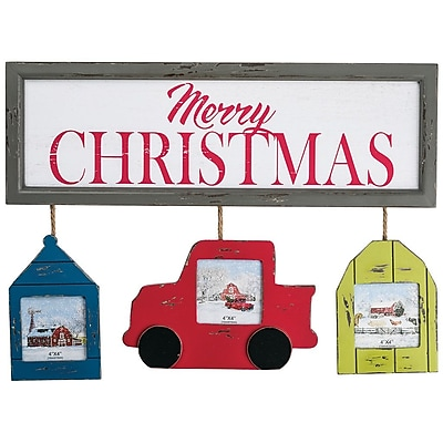The Holiday Aisle Hanging Picture Frame