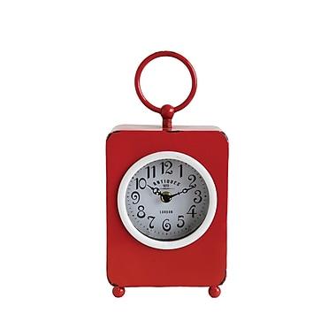 Williston Forge Kent Iron Wall Clock