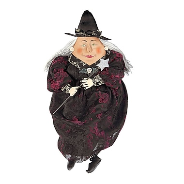 The Holiday Aisle Minerva Witch Figurine
