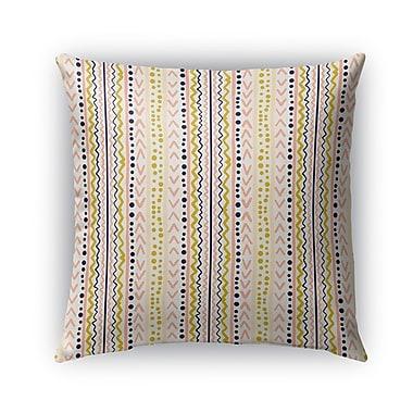 Bungalow Rose East Milton Outdoor Throw Pillow; 26'' x 26''