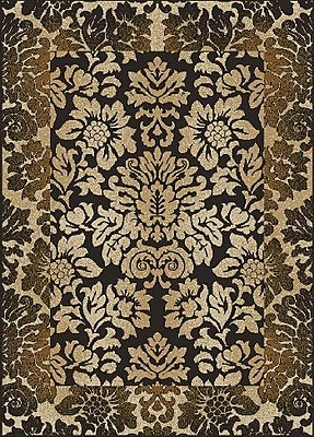 Astoria Grand Gagetown Brown Area Rug; 5'5'' x 7'7''