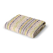 Bungalow Rose Lake Sarasota Woven Blanket; 60'' W x 80'' L