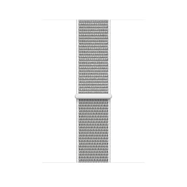 Bracelet sport à rabat Apple Watch 42 mm, coquillage, MQW82AM/A