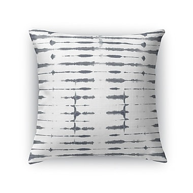 Ebern Designs Artemisia Ash Accent Throw Pillow; 24'' x 24''