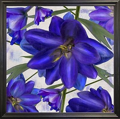 August Grove 'Delphine I' Graphic Art Print; Canvas