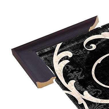 Fleur De Lis Living 'Stylesque II' Graphic Art Print; Wrapped Canvas