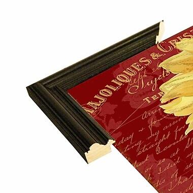 Fleur De Lis Living 'Ete III' Graphic Art Print; Paper