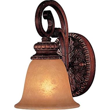 Fleur De Lis Living Winnie 1-Light Bell Shade Wall Sconce