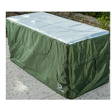 Freeport Park Cover Deck Box; 28'' H x 62'' W x 30'' D