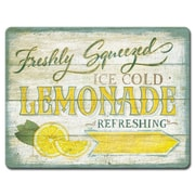 HighlandHome Freshly Squeezed Lemonade Glass Cutting Board
