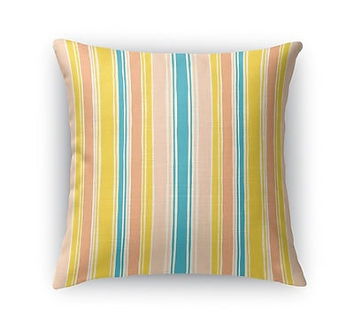 Highland Dunes Rima Throw Pillow; 18'' x 18''