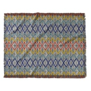 Ivy Bronx Friley Woven Blanket; 50'' W x 60'' L