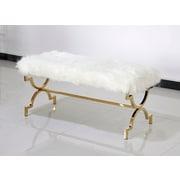 Mercer41  Aidy Upholstered Bench
