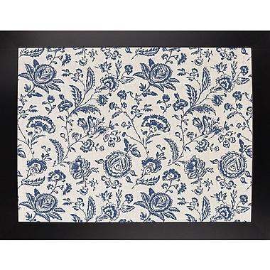Ophelia & Co. 'Toile Fabrics' Graphic Art Print; Canvas