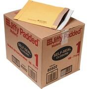 "Jiffylite White Bubble Mailers, 7 1/4"" x 12"""