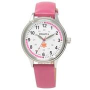 Dakota Analog Nurse Watch, Pink/Rose Gold, Women (5393-6)