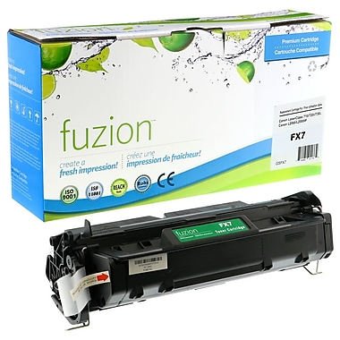 fuzion™ Remanufactured Canon FX7 Black Toner Cartridges, Standard Yield (CNM7621A001AA)