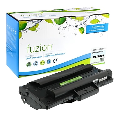 fuzion™ New Compatible Samsung SCX4300 Black Toner Cartridges, Standard Yield (MLTD109S)