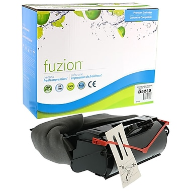 fuzion™ Remanufactured Dell 5230N Black Toner Cartridges, Standard Yield (3306968)