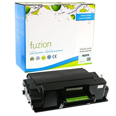 fuzion™ New Compatible Dell B2375 HY Black Toner Cartridges, High Yield (593BBBJ)