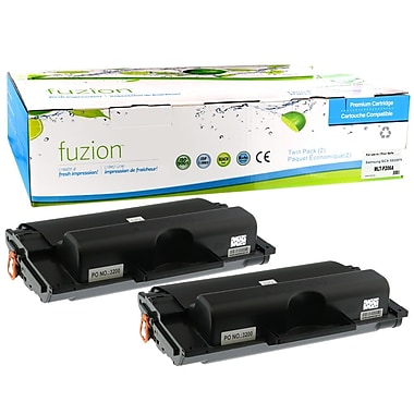 fuzion™ New Compatible Samsung SCX5935 Black Toner Cartridges, Standard Yield, 2/Pack (MLTP206)