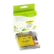 fuzion™ New Compatible Brother LC105 Yellow Ink Cartridges, High Yield (LC105Y)
