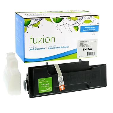 fuzion™ New Compatible Kyocera TK-342 Black Toner Cartridge, Standard Yield (TK342)