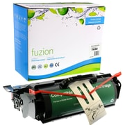 fuzion™ Remanufactured Lexmark T650 Black Toner Cartridges, Standard Yield (T650H21A)