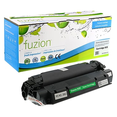 fuzion™ New Compatible Canon X25 Black Toner Cartridges, Standard Yield (8489A001AA)