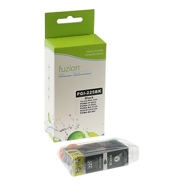 fuzion™ New Compatible Canon PGI225 Photo Black Ink Cartridges, Standard Yield (4530B014AA)