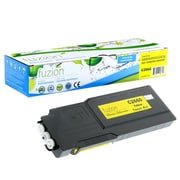 fuzion™ New Compatible Dell C2660DN Yellow Toner Cartridges, Standard Yield (593BBBU)